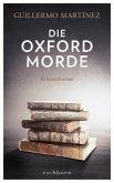 Die Oxford-Morde (eBook, ePUB)