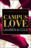 Campus Love - Lauren & Cole / Brown University Bd.2 (eBook, ePUB)