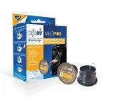 Caffenu® Reinigungskapseln Multipod 40 Stück