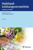 Hufeland-Leistungsverzeichnis (eBook, PDF)