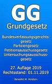 GG Grundgesetz (eBook, ePUB)