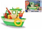 Feuerwehrmann Sam - Charlies Fischerboot mit Figur