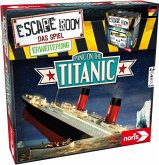 Noris 606101868 - Escape Room, Erweiterung Panic on The Titanic,
