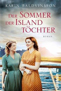 Der Sommer der Islandtöchter - Baldvinsson, Karin