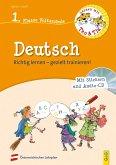 Lernen mit Teo und Tia Deutsch - 1. Klasse Volksschule mit CD