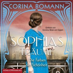 Die Farben der Schönheit - Sophias Träume / Sophia Bd.2 (2 MP3-CDs) - Bomann, Corina