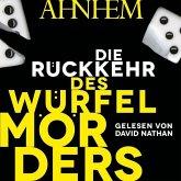 Die Rückkehr des Würfelmörders / Fabian Risk Bd.5 (2 MP3-CDs)