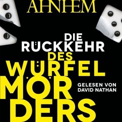 Die Rückkehr des Würfelmörders / Fabian Risk Bd.5 (2 MP3-CDs) - Ahnhem, Stefan