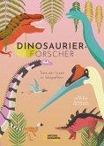 Dinosaurierforscher:Tiere der Urzeit in Infografiken