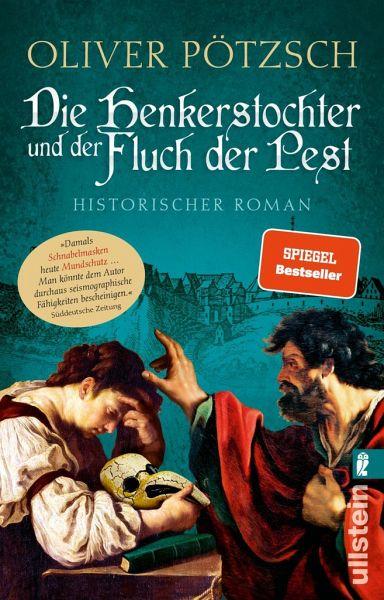 Buch-Reihe Henkerstochter von Oliver Pötzsch