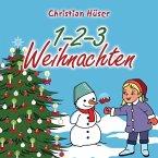 1-2-3 Weihnachten, Audio-CD