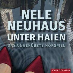 Unter Haien, 4 MP3-CD - Neuhaus, Nele