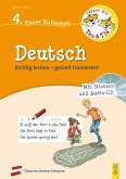 Lernen mit Teo und Tia Deutsch - 4. Klasse Volksschule mit CD