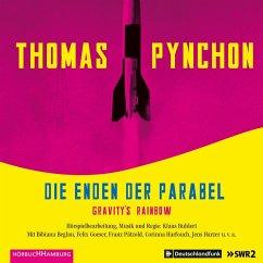 Die Enden der Parabel, 13 Audio-CD - Pynchon, Thomas