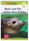 SUPERLESER! Mats und Pia retten eine Robbe