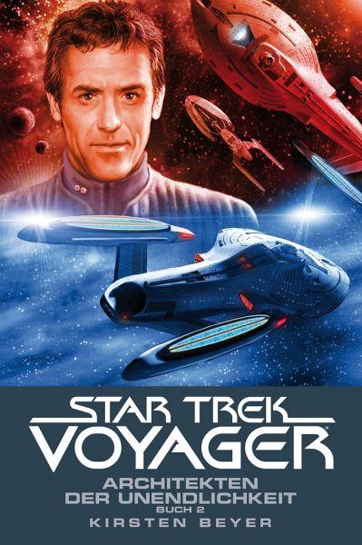 Buch-Reihe Star Trek Voyager