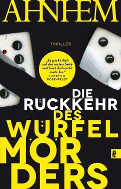 Die Rückkehr des Würfelmörders / Fabian Risk Bd.5 - Ahnhem, Stefan
