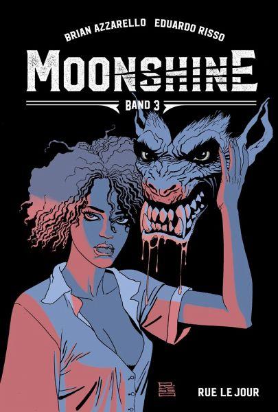 Buch-Reihe Moonshine