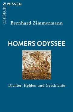 Homers Odyssee - Zimmermann, Bernhard