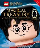 Lego(r) Harry Potter Magical Treasury: A Visual Guide to the Wizarding World [With Toy]