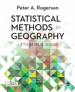 Statistical Methods for Geography - Rogerson, Peter A.