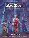 Avatar: The Last Airbender--Imbalance Library Edition