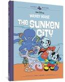 Disney Masters Vol. 13: Paul Murry with Carl Fallberg: Walt Disney's Mickey Mouse: The Sunken City
