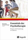 Essentials der Psychotherapie (eBook, ePUB)