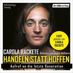 Handeln statt Hoffen (MP3-Download) - Rackete, Carola