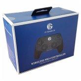 snakebyte Wireless Pro-Controller FC Schalke 04, Game Controller für Nintendo Switch
