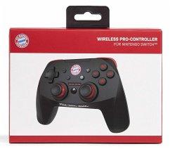 Snakebyte Nsw Wireless Pro-Controller (Fc Bayern M
