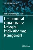 Environmental Contaminants: Ecological Implications and Management (eBook, PDF)