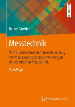 Messtechnik (eBook, PDF) - Parthier, Rainer