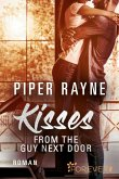Kisses from the Guy next Door / Baileys-Serie Bd.2 (eBook, ePUB)