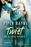 Twist of a Love Affair / Baileys-Serie Bd.3 (eBook, ePUB)