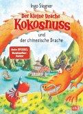 Der kleine Drache Kokosnuss und der chinesische Drache / Die Abenteuer des kleinen Drachen Kokosnuss Bd.28 (eBook, ePUB)