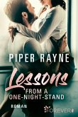 Lessons from a One-Night-Stand / Baileys-Serie Bd.1 (eBook, ePUB)