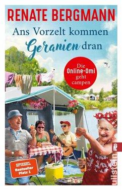 Ans Vorzelt kommen Geranien dran / Online-Omi Bd.14 (eBook, ePUB) - Bergmann, Renate