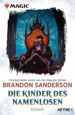 MAGIC: The Gathering - Die Kinder des Namenlosen (eBook, ePUB) - Sanderson, Brandon