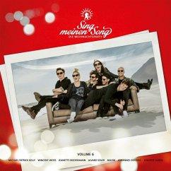 Sing Meinen Song-Die Weihnachtsparty Vol.6 auf Audio CD