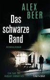 Das schwarze Band / August Emmerich Bd.4 (eBook, ePUB)