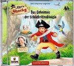 Käpt'n Sharky - Das Geheimnis der Schildkrötenkönigin, Audio-CD