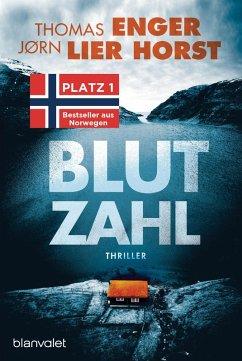 Blutzahl / Alexander Blix und Emma Ramm Bd.1