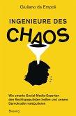 Ingenieure des Chaos (eBook, ePUB)