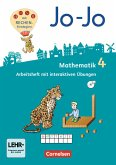 Jo-Jo Mathematik 4. Schuljahr - Allgemeine Ausgabe - Arbeitsheft