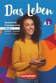 Das Leben A1: Gesamtband - Glossar Deutsch-Englisch