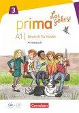Prima - Los geht's! Band 3 - Arbeitsbuch mit Audio-CD