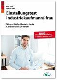 Einstellungstest Industriekaufmann / Industriekauffrau