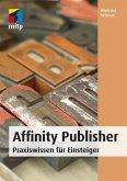 Affinity Publisher (eBook, PDF)