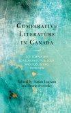 Comparative Literature in Canada (eBook, ePUB)